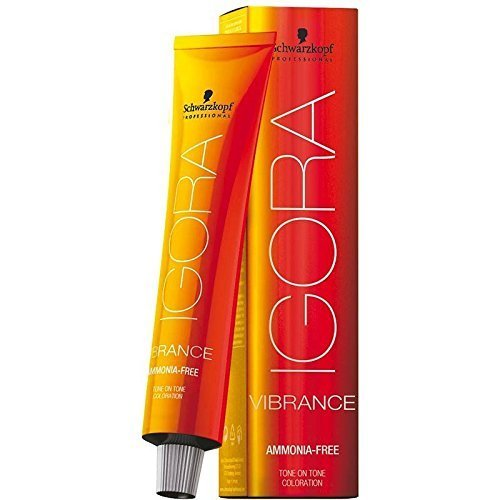 Schwarzkopf Igora Vibrance TONE ON TONE Coloration Ammonia-Free 2.1oz (9,5-1)