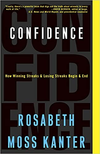 Confidence How Winning Streaks and Losing Streaks Begin and End