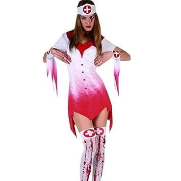 deguisement zombie femme amazon