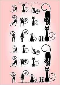 Libretas de Puntos: Cuadernos con Puntos, Cuaderno A5 Puntos, Cuaderno Dot, Cuaderno Dot Grid - Cuaderno Gato #11 - Tamaño: A5 (14.8 x 21 cm) - 110 . ...