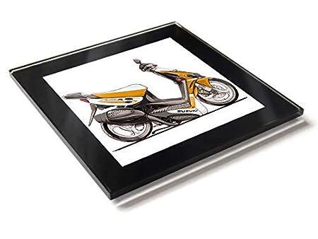 Koolart - Posavasos de cristal de 100 cc con caja de regalo ...