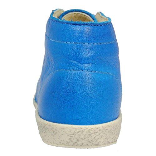 bleu bleu premiers {Chaussures pas garçon pour Naturino bébé Bleu 0q5AYR