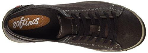 Softinos Isla Smooth, Sneaker Basse Donna Braun (Dk Brown)