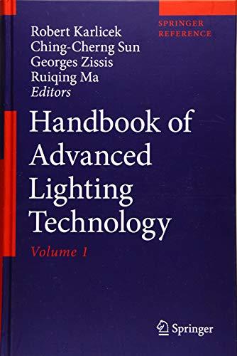 Image for publication on Handbook of Advanced Lighting Technology