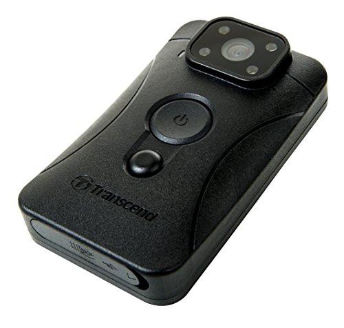 Transcend TS32GDPB10A Body Security Camera, Black