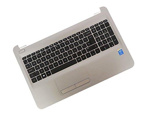 HP 816795-051 Carcasa Inferior con Teclado refacción para ...