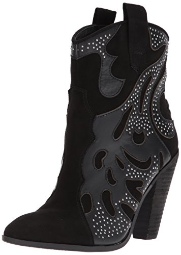 Carlos by Carlos Santana Women's Sterling Fashion Boot, Black, 6 M M US