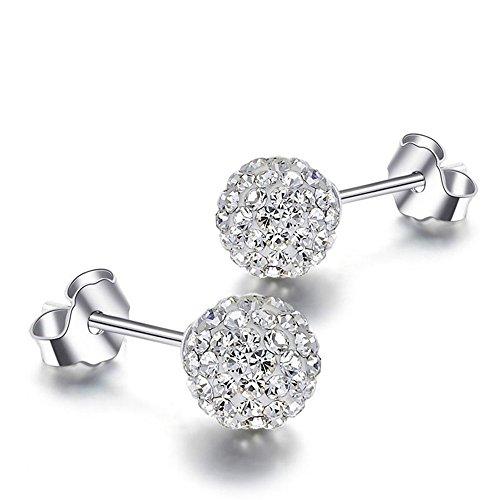 double-fnt-beautiful-925-sterling-silver-ball-stud-sterling-silver-stud-earrings