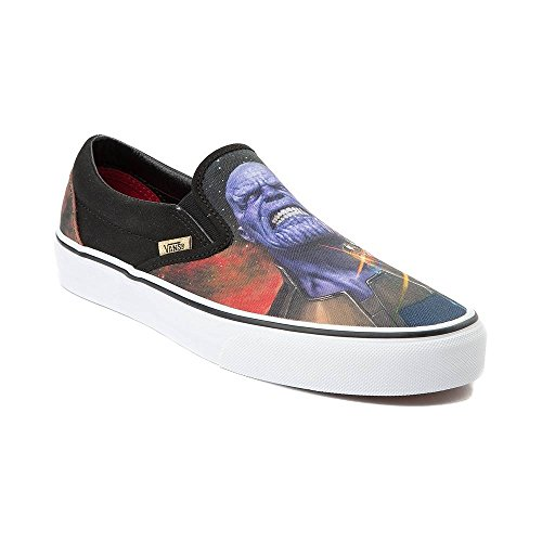 on Vans Edition Slip Shoes Marvel Marvel 7261 Exclusive FxxOXT