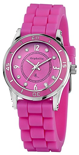 Orphelia OR22171277 - Women's Watch, Silicon, Rose Color
