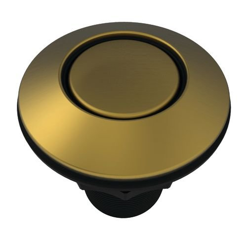 Antique Brass Disposer - Newport Brass 111 Soft Touch Air Activated Disposer Switch from the 940 Series, Antique Brass