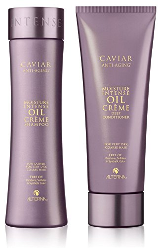 Caviar Anti-Aging Moisture Intense Oil Creme Shampoo and Dee