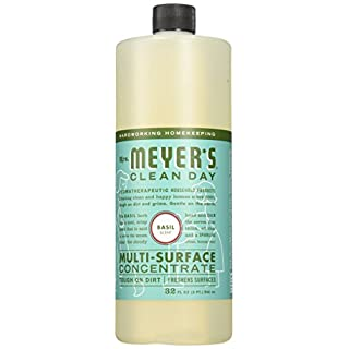 Mrs. Meyer's Clean Day Multi-Surface Concentrate - 32 oz - Basil