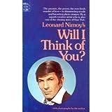 Will I Think of You, Leonard Nimoy, 0912310707