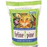 Feline Pine Original Cat Litter - 7-Pound Bags