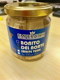 Emperatriz Bonito Del Norte ( White Tuna) Net. Wt 220 gr