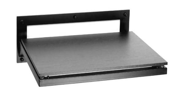 Pro-Ject 3861 Wallmount 1, estante para tocadiscos, negro: Amazon ...