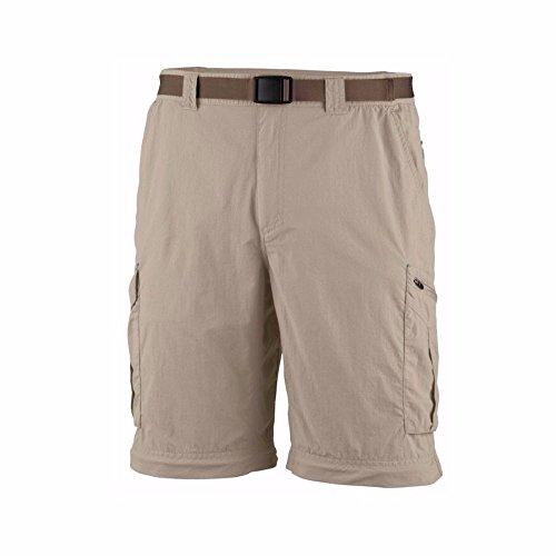 Shorts Belted Columbia (Columbia Mens Kestrel Trail Omni-Wick UPF 50 Shorts (30/Ins 10