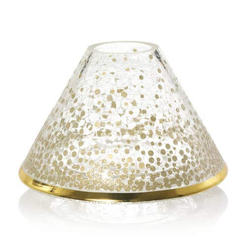 Yankee Candle Large Holiday Sparkle Jar Shade Candle Topper