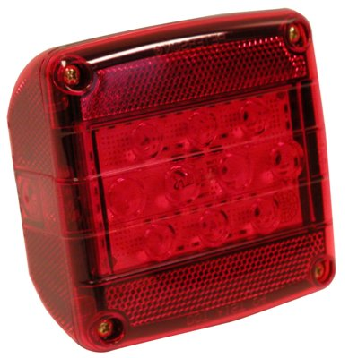 Led Tail Light Burn Out in US - 7