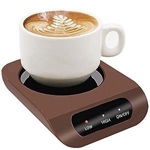 Calentador de taza de café de KUWAN | Letras y Latte - Libros en espa