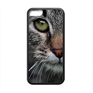 Customize Cute Adorable Cat Kitty Phone Case for Iphone 5c Phone Case Cover Loskin customize case