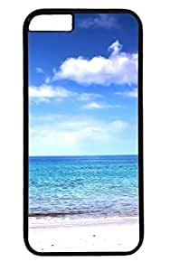 Beach Bound Nice PC Black Case for Masterpiece Limited Design iphone 6 by Cases & Mousepads
