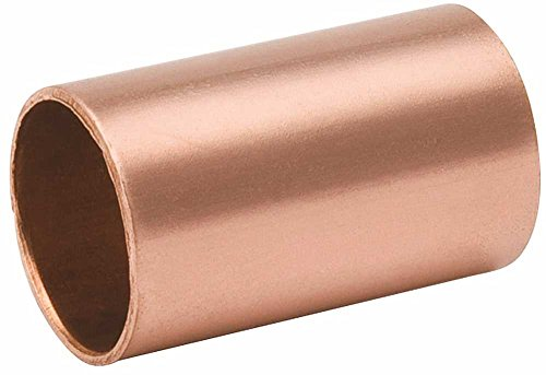 Copper Coupling Less Stop - MUELLER INDUSTRIES GIDDS-1081 Copper Coupling Less Stop, 1-1/2