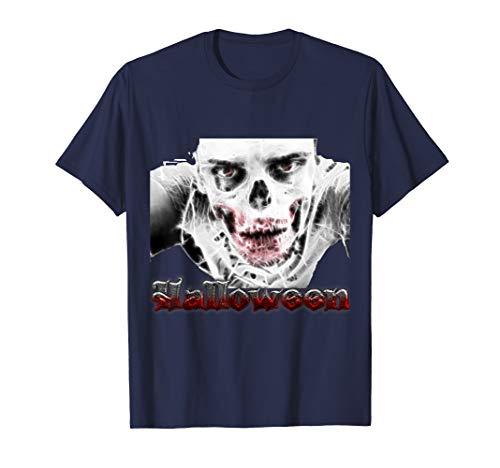 Zombie tshirt . Hallowen Costum. horro tshirt]()