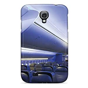 New Style Matheilliams Boeing 747 Intercontinental Premium Tpu Cover Case For Galaxy S4