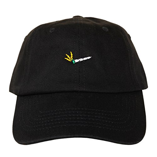 420-Joint-Dad-Hat-Baseball-Cap-Polo-Style-Unconstructed