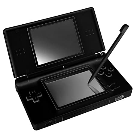 Nintendo DS Lite Handheld Console (Black): Amazon co uk: PC & Video