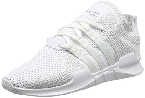 Mens Adidas White Pk Adv Support EQT Sneakers 6g6IB
