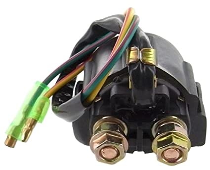 amazon com starter solenoid relay honda trx250 trx 250 fourtrax rh amazon com