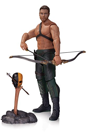 DC Collectibles Arrow: Oliver Queen & Totem Action Figure