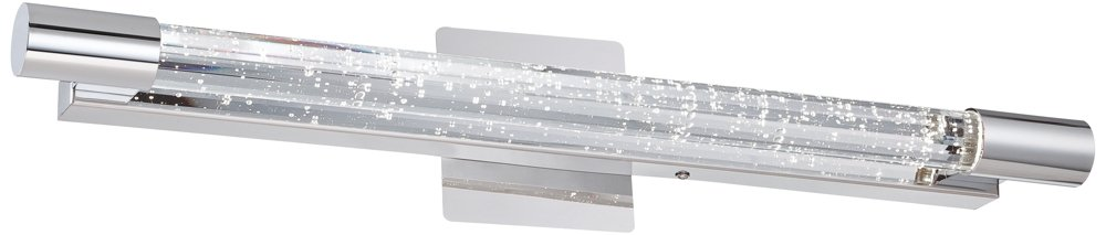 Possini Euro Claude 24 1/2''W Crystal Linear LED Wall Sconce by Possini Euro Design