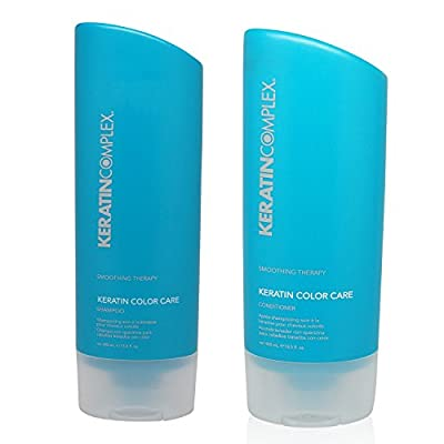 Keratin Complex Keratin Color Care Duo - Shampoo and Conditioner 13.5 ounces/each