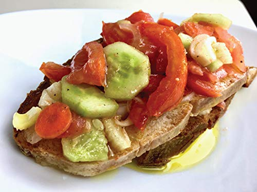 Panzanella: Italian Bread Salad ()