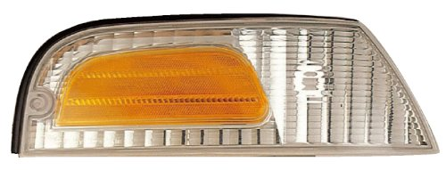 Eagle Eyes FR233-U000R Ford Passenger Side Park/Side Marker Lamp Lens and Housing