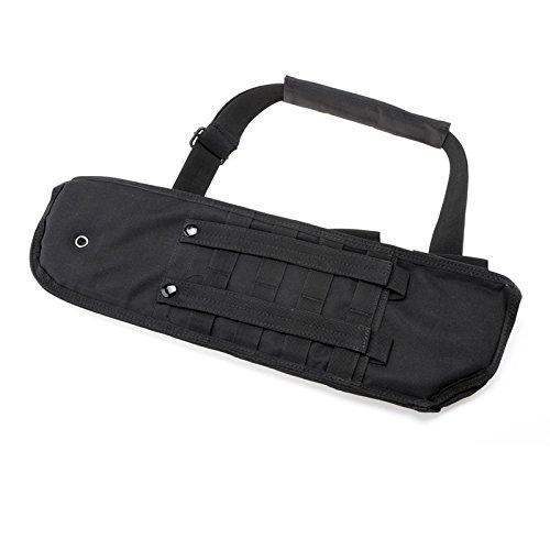 "(Loglife Tactical Hunting Molle Protective Shotgun Scabbard Bag Shoulder Rifle Outdoor Case 19"" (BK))"