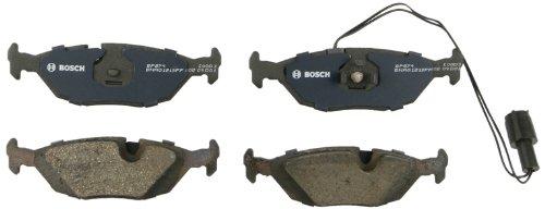 Bmw 524td Brake Pad (Bosch BP279 QuietCast Premium Disc Brake Pad Set)