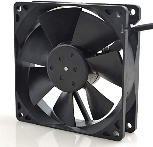 FOR Nidecta 350dcm33503-57g2902512v0.50a three-wire double ball cooling fan