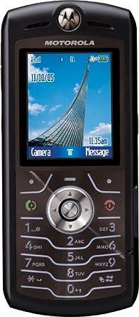 motorola slvr l7 unlocked phone with camera mp3 video player and rh amazon ca Motorola KRZR Motorola ROKR Z6
