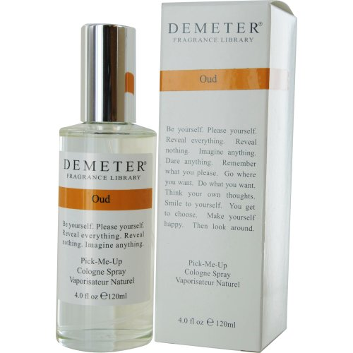 Demeter Cologne Spray, Oud, 4 Ounce ()