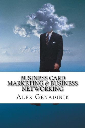 Business Card Marketing Networking business product image