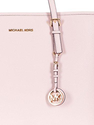 Michael Kors - Bolso al hombro de Piel para mujer rosa Rosa