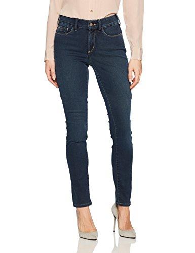 [NYDJ Women's Uplift Alina Skinny Jeans in Future Fit Denim, Rome, 10] (Front Skinny Jeans)
