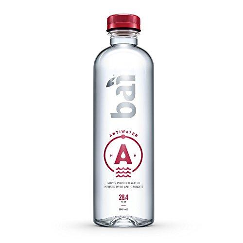 Bai Antiwater, Super Purified, Antioxidant Infused Water, 28.4oz Bottles (Pack (Antioxidant Water)
