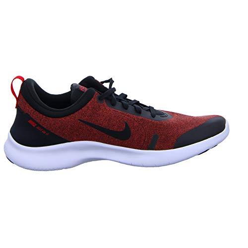 Running black Experience Zapatillas Red university 8 Nike white De black Hombre Multicolor Rn Flex Para 001 avRwxqY