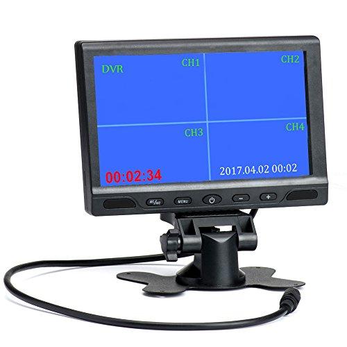 quad monitor car - 8